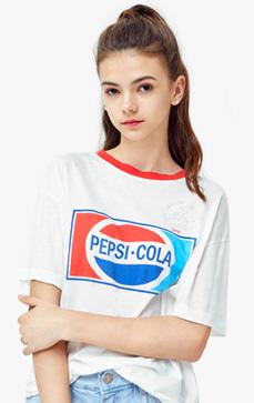 Pepsi Cola Tee