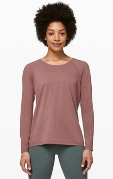 LULU Raglan Long Sleeve