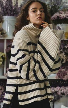 M. Khaite Molly Sweater
